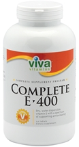 Complete Vitamin E 400mg