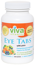 Eye tabs vitamins for eye and eyesight
