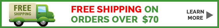 Free Shipping for vitamin orders