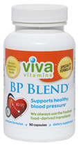 BP blend blood pressure vitamins