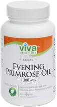 Evening of Primrose Oil 1300 mg